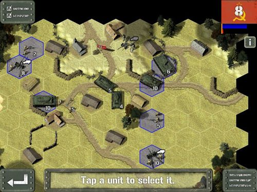 Free Tank Battle: East Front 1942 download for iPhone, iPad and iPod.