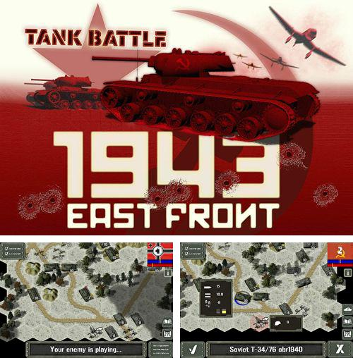 In addition to the game Machines at War 3 for iPhone, iPad or iPod, you can also download Tank battle: East front 1943 for free.