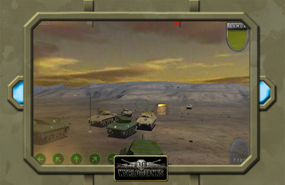 Free Tank Battle - World of Tanks download for iPhone, iPad and iPod.