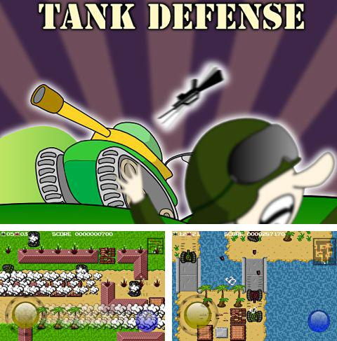 In addition to the game Puzzle Craft for iPhone, iPad or iPod, you can also download Tank defense for free.