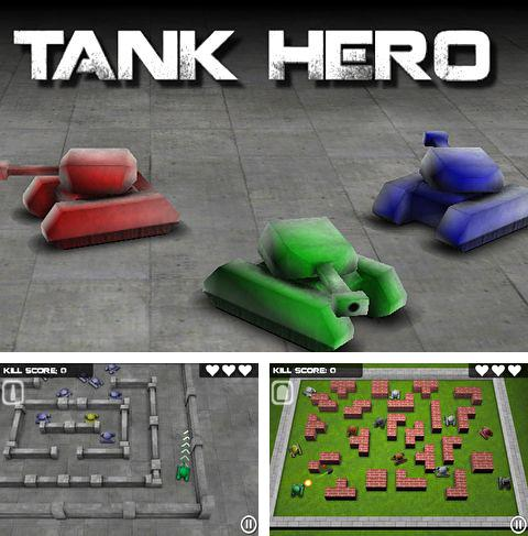 In addition to the game Crazy Chicken: Pirates - Christmas Edition for iPhone, iPad or iPod, you can also download Tank hero for free.