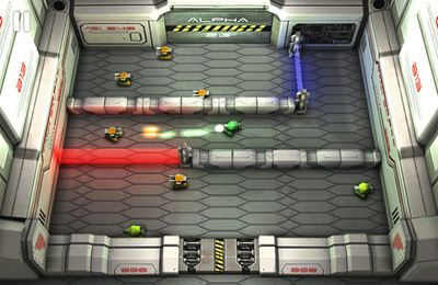 Free Tank Hero: Laser Wars download for iPhone, iPad and iPod.
