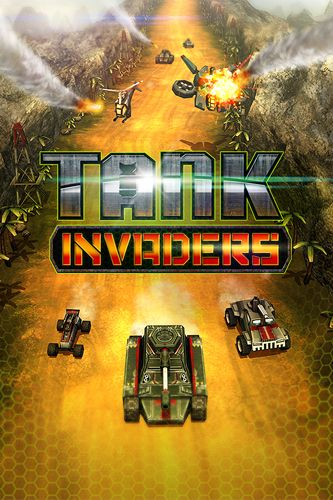 Tank invaders: War against terror