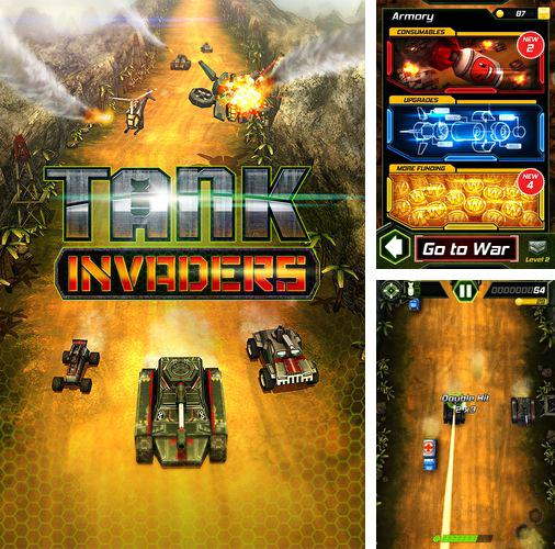In addition to the game Battlefleet gothic: Leviathan for iPhone, iPad or iPod, you can also download Tank invaders: War against terror for free.