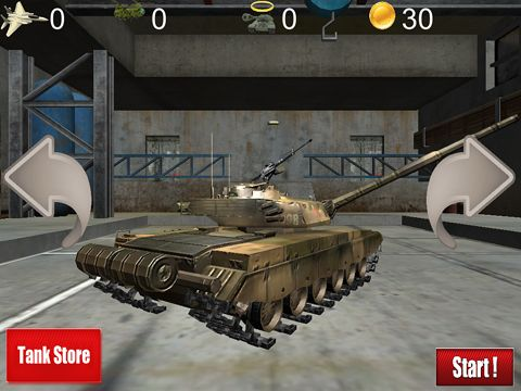 Download Tank titans iPhone free game.