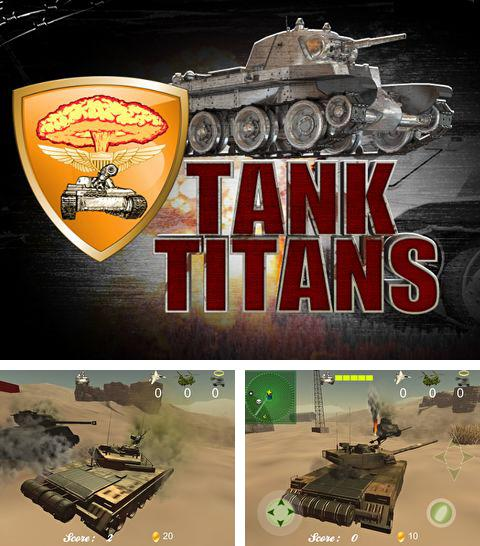 In addition to the game Hard Racing for iPhone, iPad or iPod, you can also download Tank titans for free.