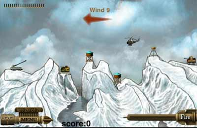 Free Tank Wars 2 download for iPhone, iPad and iPod.