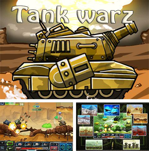 In addition to the game Polar bowler for iPhone, iPad or iPod, you can also download Tank warz for free.