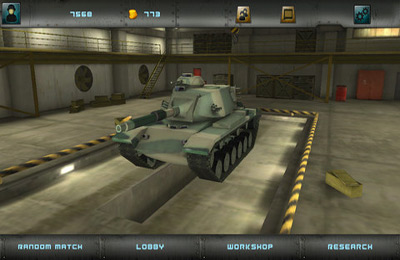 Download Tanktastic iPhone free game.