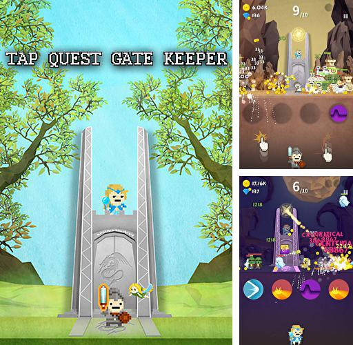 In addition to the game Supremacy Wars for iPhone, iPad or iPod, you can also download Tap quest: Gate keeper for free.
