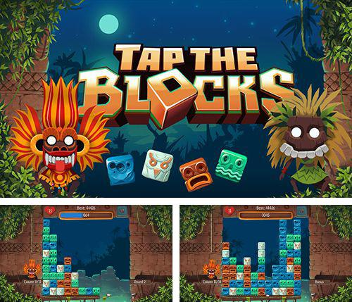 In addition to the game Zeus Defense for iPhone, iPad or iPod, you can also download Tap the blocks for free.