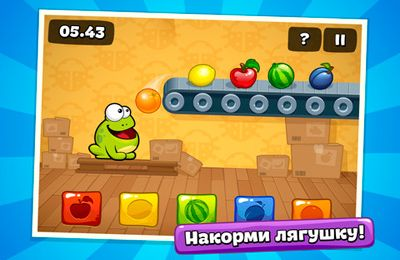Free Tap the Frog 2 download for iPhone, iPad and iPod.