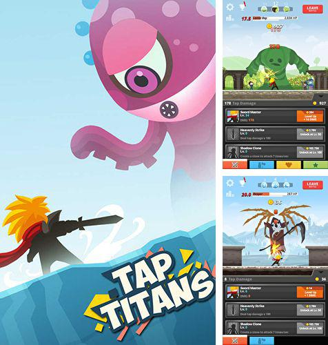 In addition to the game Drift Mania Championship 2 for iPhone, iPad or iPod, you can also download Tap titans for free.