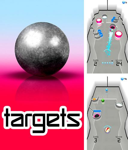 In addition to the game Matchington mansion for iPhone, iPad or iPod, you can also download Targets for free.