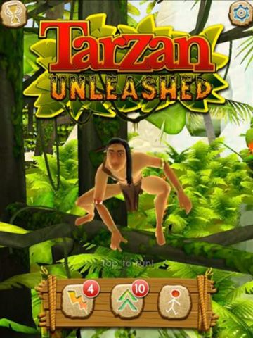 Tarzan Unleashed