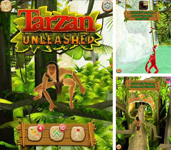 In addition to the game Bad gravity for iPhone, iPad or iPod, you can also download Tarzan Unleashed for free.