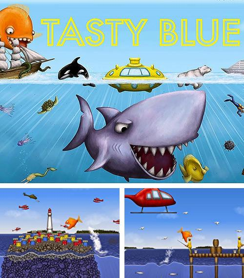 In addition to the game Tap quest: Gate keeper for iPhone, iPad or iPod, you can also download Tasty blue for free.