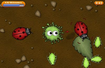 Download Tasty Planet iPhone free game.