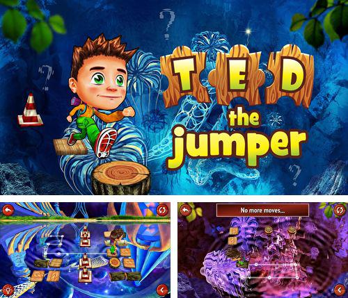 In addition to the game Tower madness 2: 3D TD for iPhone, iPad or iPod, you can also download Ted the jumper for free.