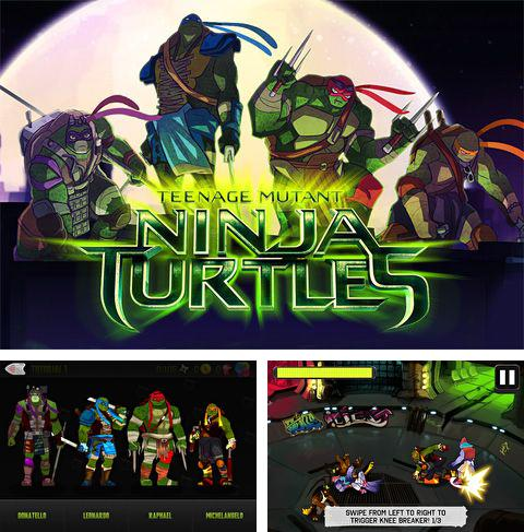 In addition to the game Protoxide: Death Race for iPhone, iPad or iPod, you can also download Teenage mutant ninja turtles for free.