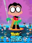 Download Teeny titans iPhone, iPod, iPad. Play Teeny titans for iPhone free.