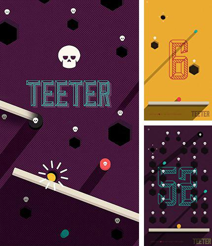 In addition to the game Beat The Beast for iPhone, iPad or iPod, you can also download Teeter for free.