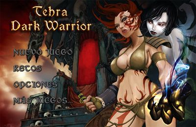 Tehra Dark Warrior