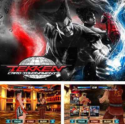 In addition to the game Golf battle for iPhone, iPad or iPod, you can also download Tekken Card Tournament for free.
