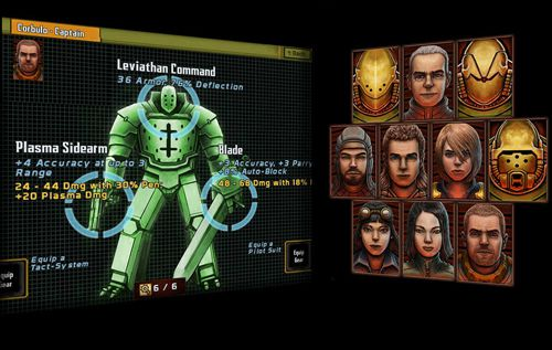 Геймплей Templar battleforce для Айпад.