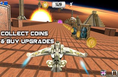 Screenshots of the Temple Attack game for iPhone, iPad or iPod.