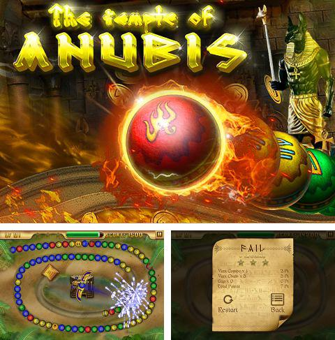 In addition to the game Destination: Treasure Island for iPhone, iPad or iPod, you can also download Temple of Anubis for free.