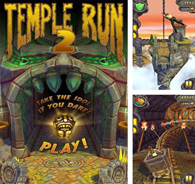 In addition to the game Cartoon defense 4: Revenge for iPhone, iPad or iPod, you can also download Temple Run 2 for free.