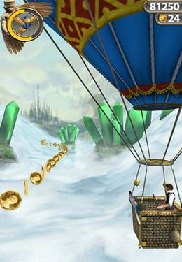 下载免费 iPhone、iPad 和 iPod 版Temple Run: Oz。