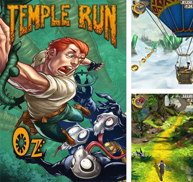 In addition to the game Fire: Ungh's quest for iPhone, iPad or iPod, you can also download Temple Run: Oz for free.