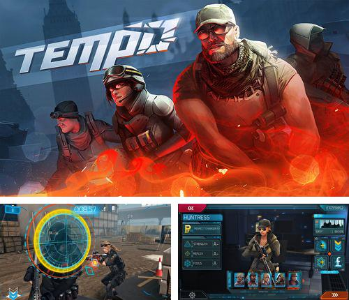 In addition to the game Stampede 3D for iPhone, iPad or iPod, you can also download Tempo for free.