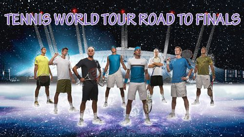 Tennis world tour: Road to finals