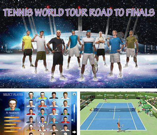 In addition to the game the Sheeps for iPhone, iPad or iPod, you can also download Tennis world tour: Road to finals for free.
