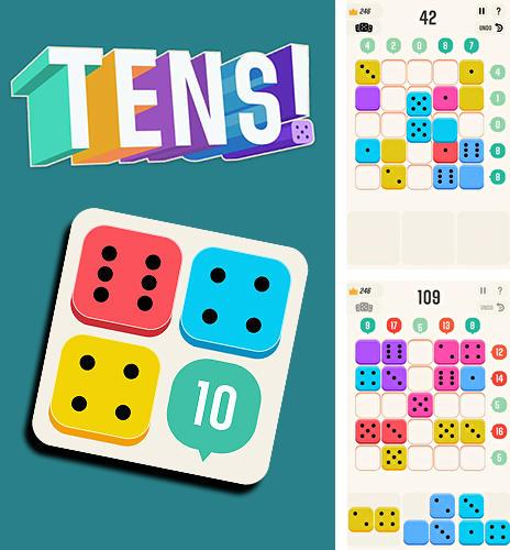 In addition to the game War and magic for iPhone, iPad or iPod, you can also download Tens! for free.