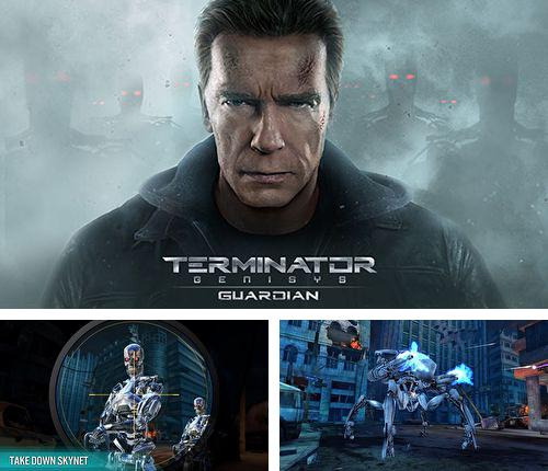 In addition to the game Amazing cat: Pet salon for iPhone, iPad or iPod, you can also download Terminator genisys: Guardian for free.