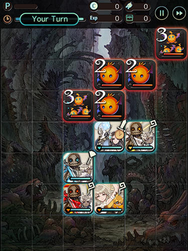 Download Terra battle 2 iPhone free game.