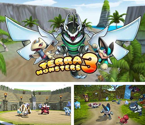 In addition to the game Race Of Champions for iPhone, iPad or iPod, you can also download Terra monsters 3 for free.