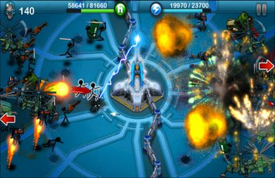 Descarga gratuita de Tesla Wars para iPhone, iPad y iPod.
