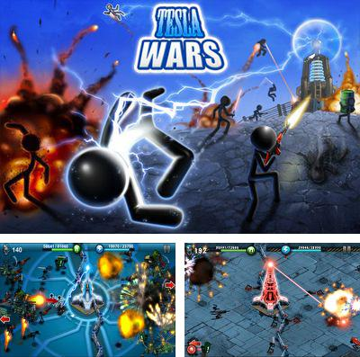 In addition to the game Eggs catcher for iPhone, iPad or iPod, you can also download Tesla Wars for free.