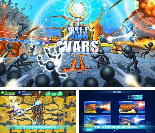 In addition to the game Grumpy cat's worst game ever for iPhone, iPad or iPod, you can also download Tesla wars 2 for free.