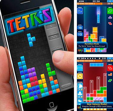 In addition to the game Blobster Christmas for iPhone, iPad or iPod, you can also download TETRIS for free.