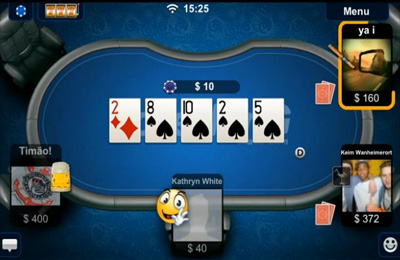 Descarga gratuita del juego Holdem Poker de Texas para iPhone.