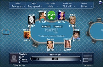 Descarga gratuita de Texas Poker Pro para iPhone, iPad y iPod.