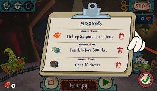 Free The 7D: Mine train download for iPhone, iPad and iPod.