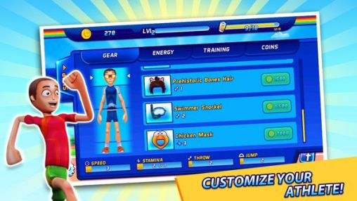 Download The Activision Decathlon iPhone free game.