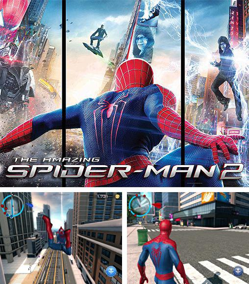 In addition to the game The robot factory for iPhone, iPad or iPod, you can also download The amazing Spider-man 2 for free.